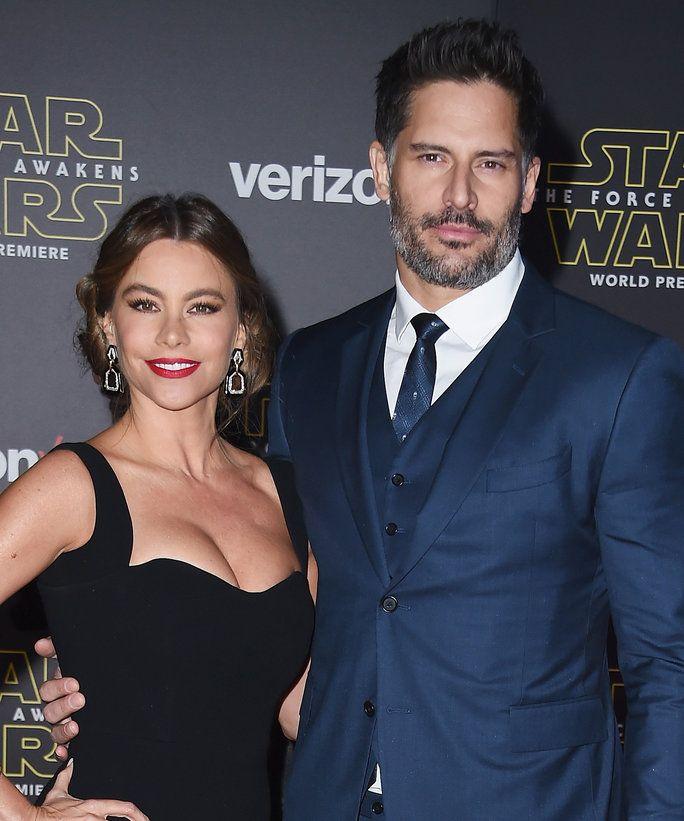 Sofía Vergara and Joe Manganiello are one good looking pair.