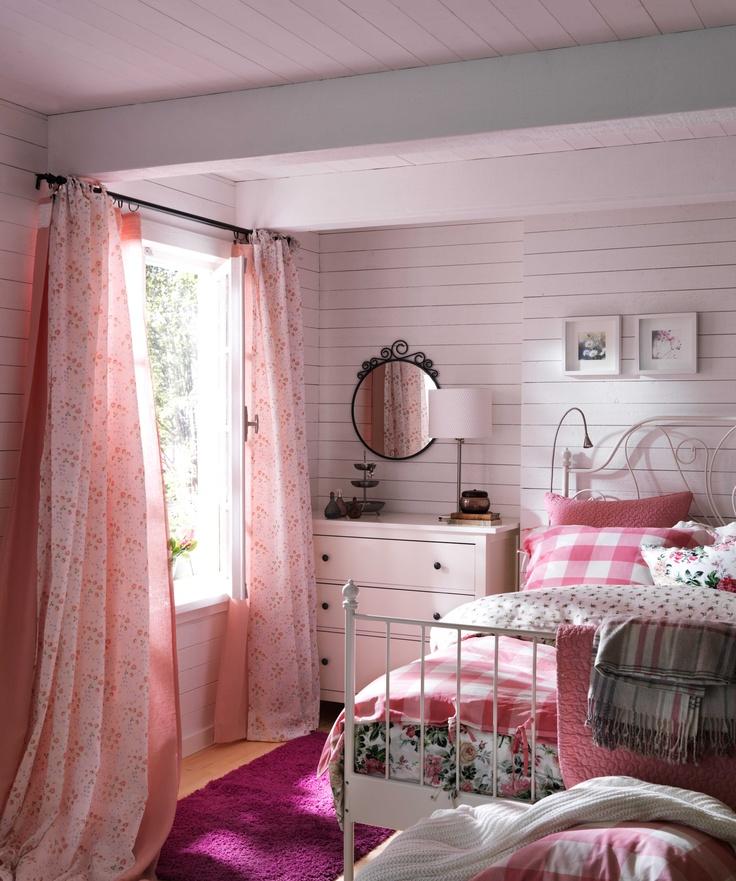 Landhausstil schlafzimmer rosa  Die besten 25+ Rosa tagesdecke Ideen nur auf Pinterest | Altrosa ...
