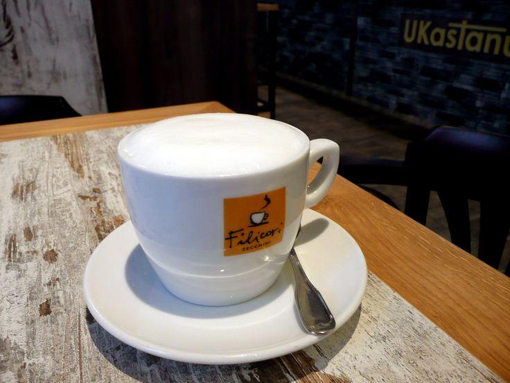 Výborná káva v restauraci u Kaštanů Jarov http://www.ukastanu.cz/jarov.html