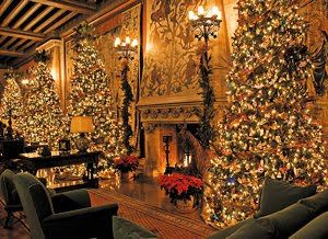 The Biltmore Estate at Christmas