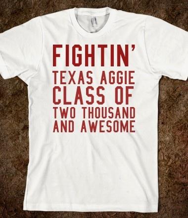 Fightin' Texas Aggie Class of ...