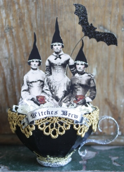 Witches Brew I know someone that this would make a perfect gift for.