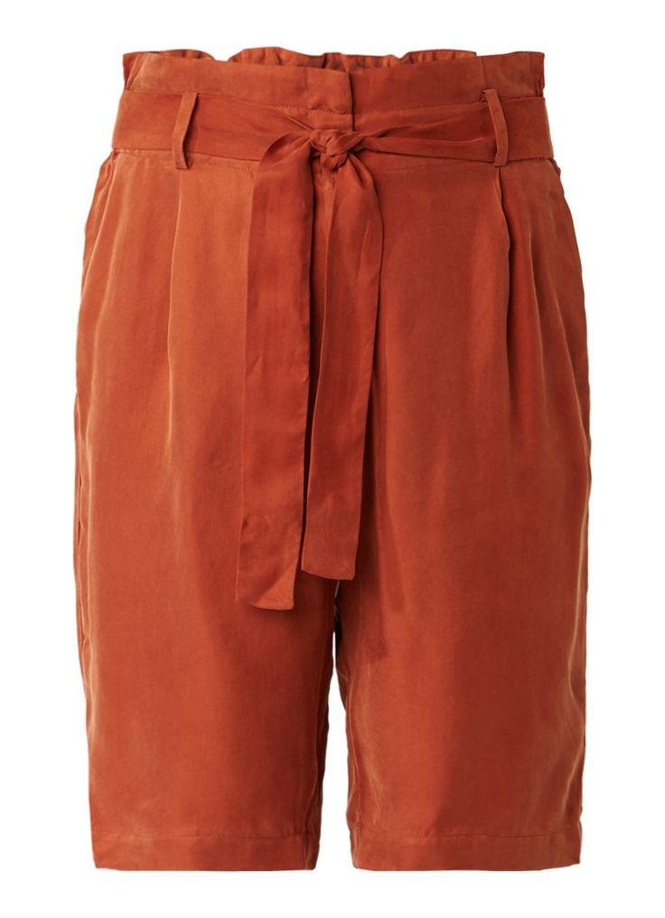 Sissy-Boy Balou shorts met steekzakken en ceintuur • de Bijenkorf