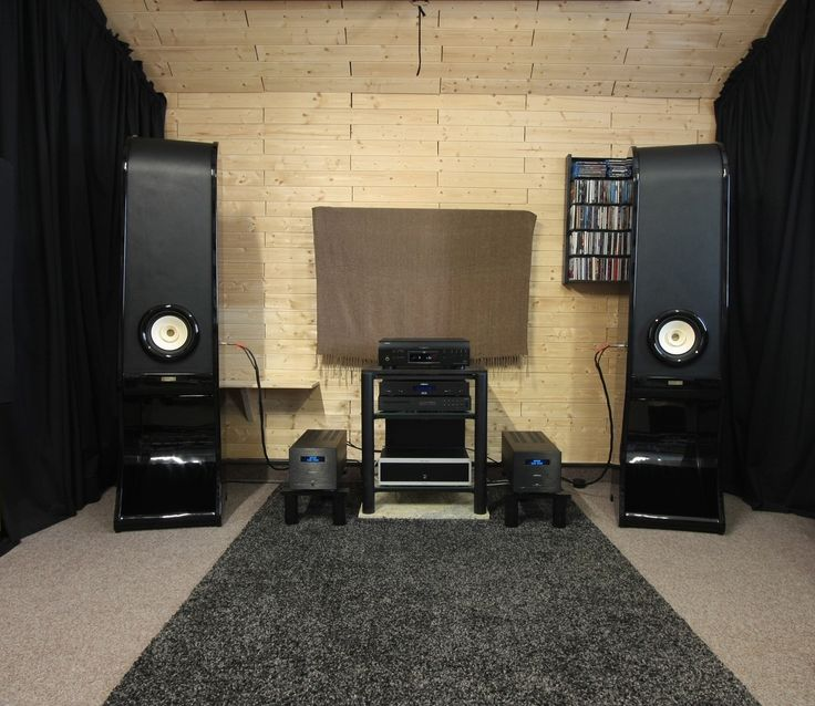 High sensitivity loudspeakers Evolution, black variant www.rdacoustic.eu