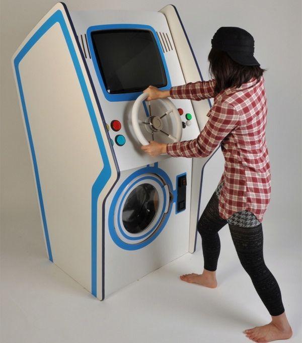 Lavadora Arcade.