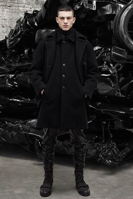 alexander wang fall 2014 menswear collection