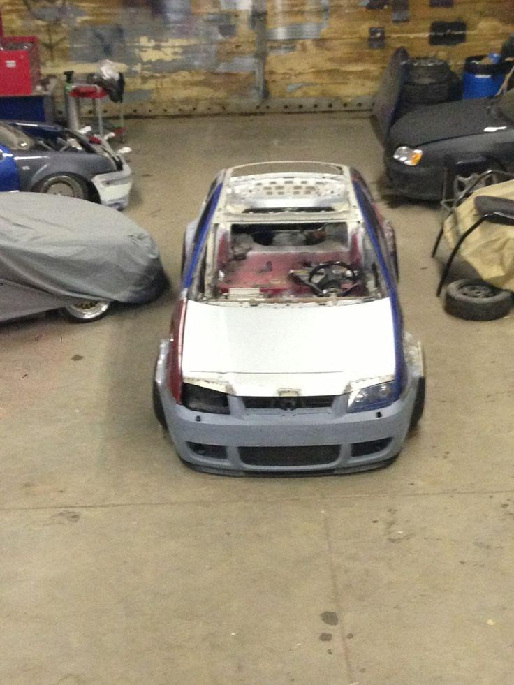Project awd jetta coupe Jetta
