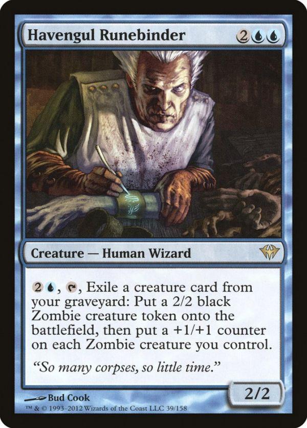 Havengul Runebinder In 2020 The Gathering Magic The Gathering Magic Cards