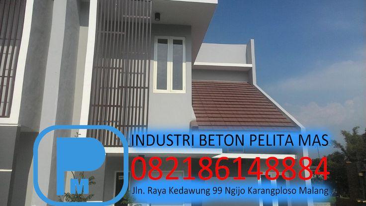 genteng beton bali, genteng beton flat di malang, genteng beton di malang.082186148884