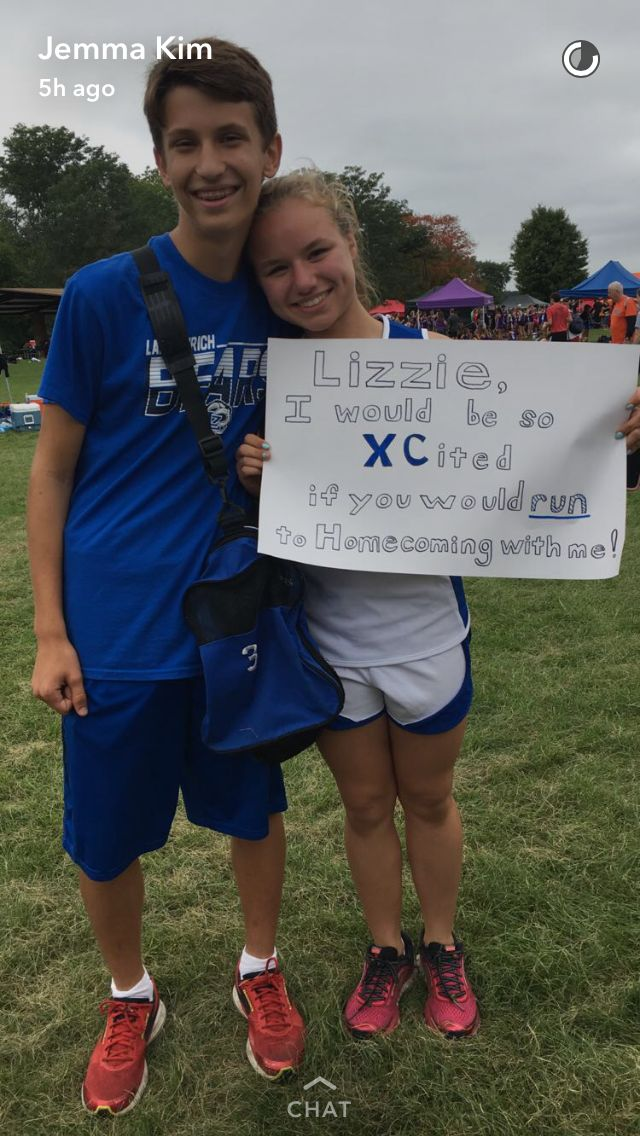 episcopal cross country meet ideas