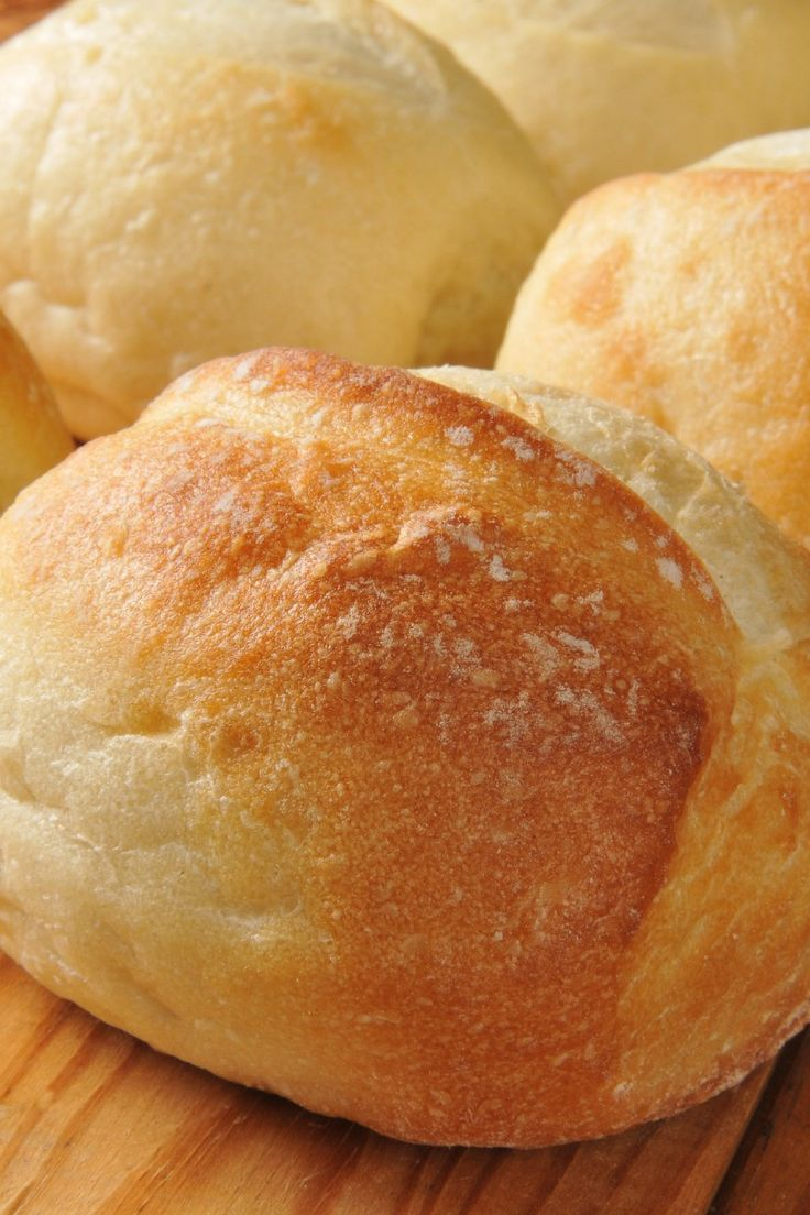 French Bread Rolls Recipe to Die For.