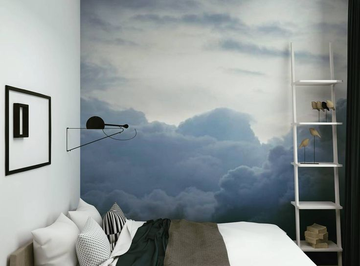 "Wallpaper ""Above the Clouds"""