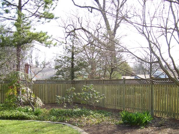 45 Best Fence Styles Images On Pinterest Fence Styles