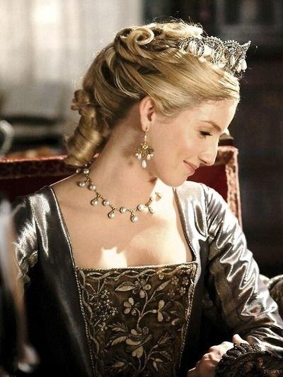 The Tudors series costumes