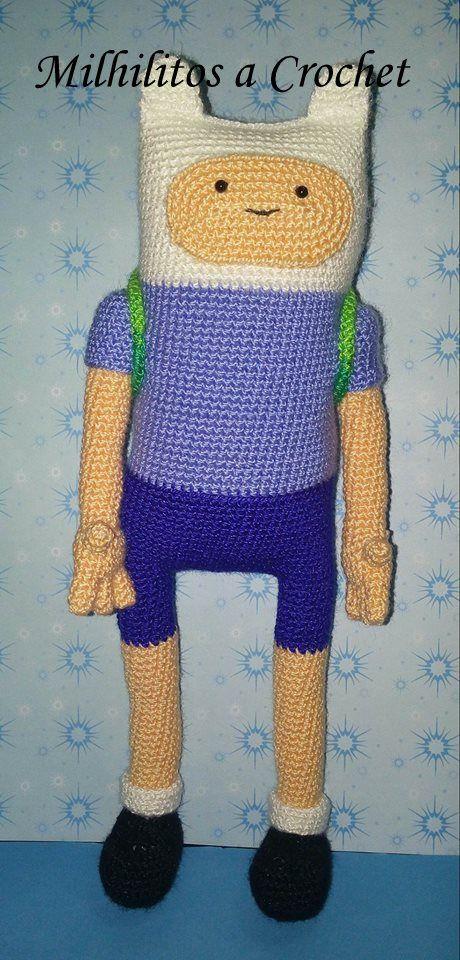 Finn el humano Hora de aventura Adventure time