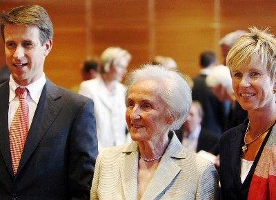 BMW Matriarch Johanna Quandt Passes Away