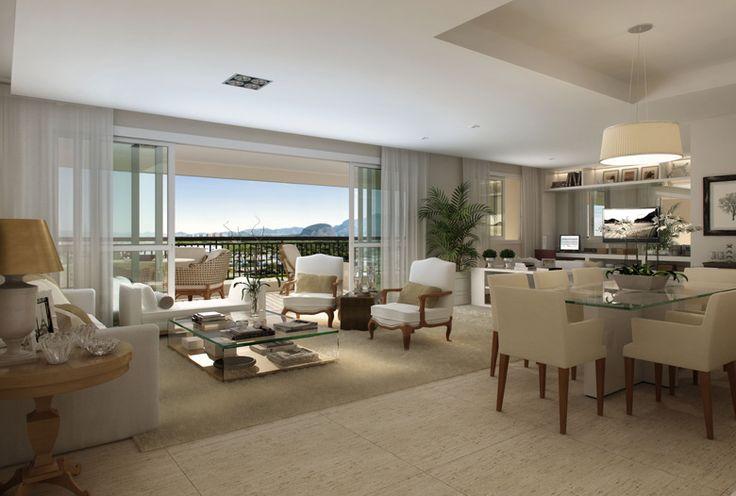 Apartamentos na Península - Barra, Rio de Janeiro - 360º On The Park - Cyrela.com.br