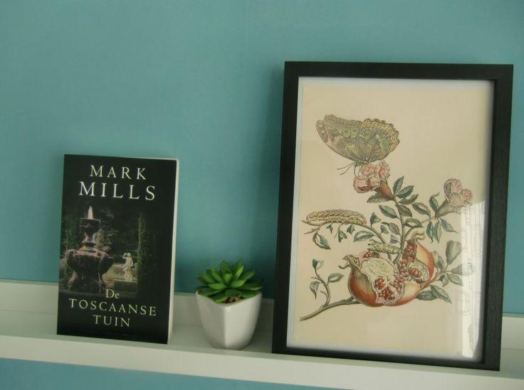De Toscaanse Tuin - Mark Mills