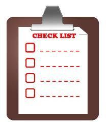 Making a Vacation Rental Check-Out Checklist ~ Rent By Owner Guide
