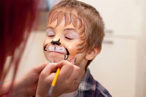 Kinderschminken: Die schönsten Anleitungen