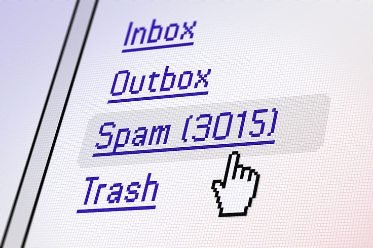 Overall spam rates have dropped below 50 percent, indicating that cyberattackers are seeking some other ways to make money