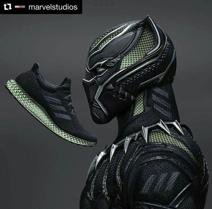 huge selection of 88e27 bb529 black panther X Adidas