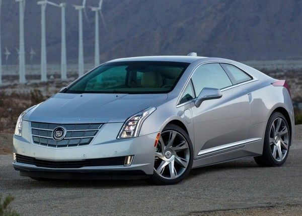 2014 Cadillac ELR Silver 600x431 2014 Cadillac ELR Complete Review with Images