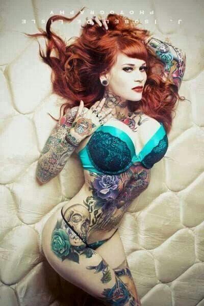 17 beste afbeeldingen over inked op pinterest doctor who for Topless tattoo girls