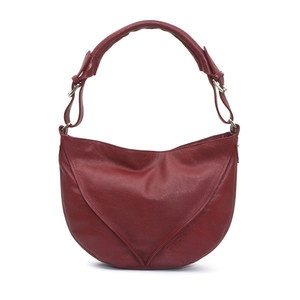 Basset Small Hobo Ruby Red now featured on Fab.