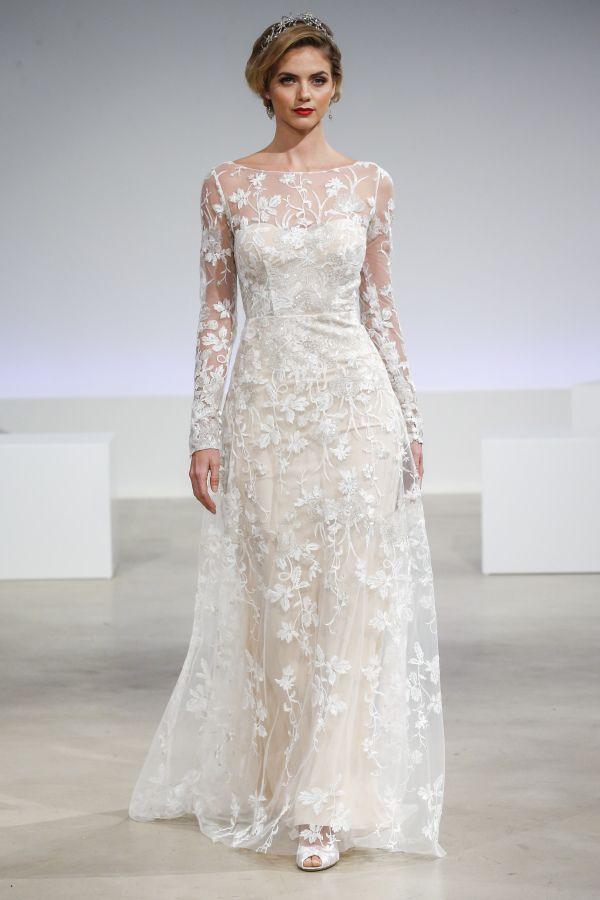 1691 besten Bridal Fashion Week Bilder auf Pinterest ...