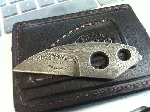Richard Epting••Wallet Razor - EDC Gear