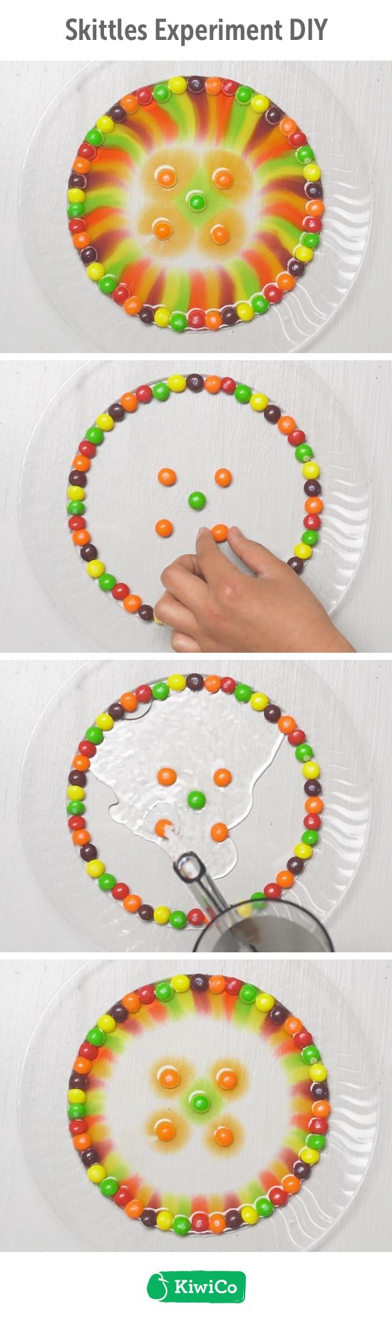 Do you ever have more candy than you know what to do with? Try this easy science experiment with your little ones! Learn about density with this fun science DIY. You'll learn about density in a sweet way! It's great for children of all ages and is an inexpensive and cheap way to keep the kids entertained. Happy science!
