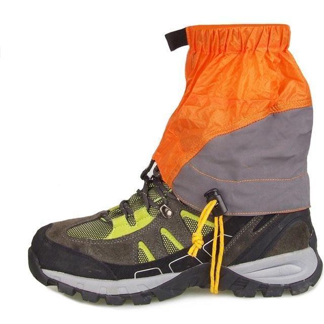 1 pair Hiking Gaiters Waterproof #climbingshoes