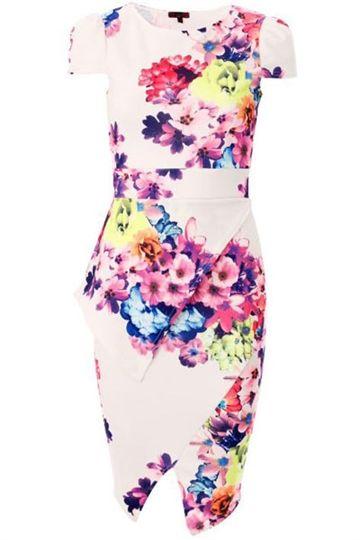 Sommerkjole - Bright Floral