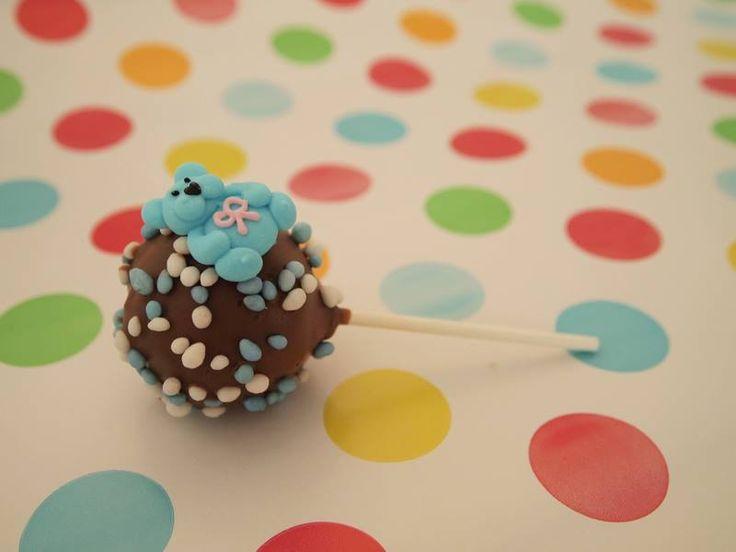 Babyshower cakepop
