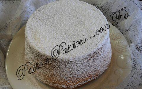 Chiffon cake....ovvero il ciambellone americano.