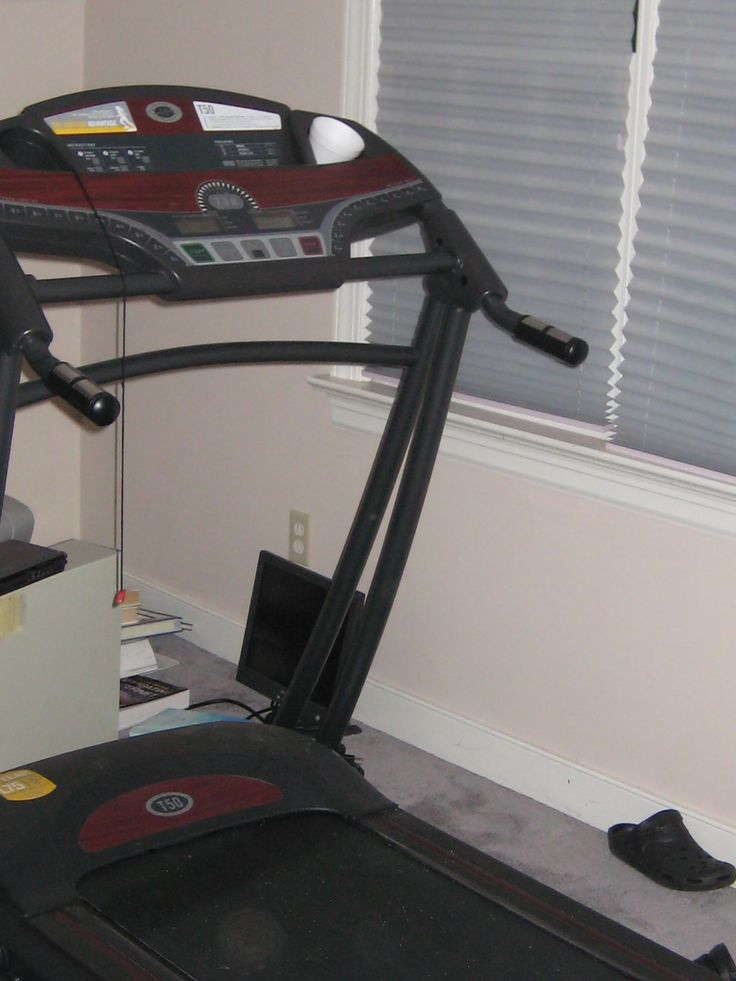 Janet s garage treadmills storage and