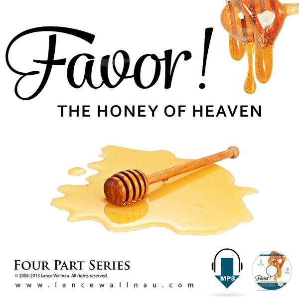 Available as MP3 Download or CD Series What does favor look like? Favor is like…