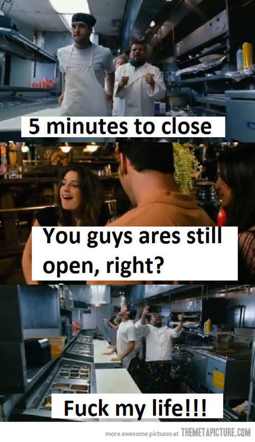 Restaurant Kitchen Humor 33 best restaurant humor images on pinterest | restaurant humor