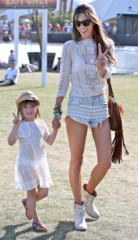 Alessandra Ambrosio, daughter, Coachella 2013 - Best and worst of Coachella fashion