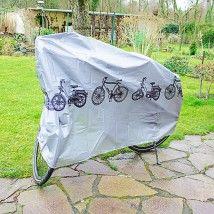 Prelata impermeabila pentru biciclete si scutere