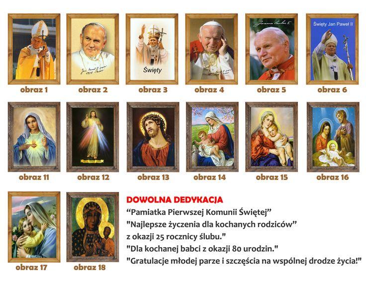#obrazy #religijne #dedykacja
