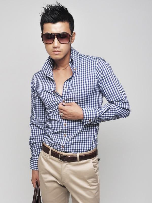 Tendencias camisas para hombres verano 2013