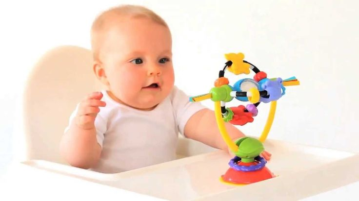 Playgro Highchair Spinning Toy