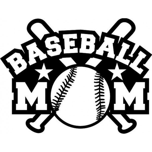 Image result for baseball mom clipart