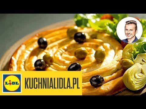 Przepis na bułgarskie danie - banicę  Kuchnia Lidla