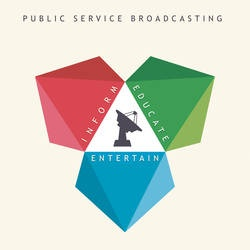 PUBLIC SERVICE BROADCASTING ----  INFORM  EDUCATE ENTERTAIN  (I can't seem to stop playing this! soooo good!)