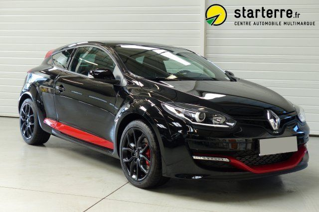 Renault Mégane III RS - http://www.starterre.fr/s/399/renault-megane-coupe