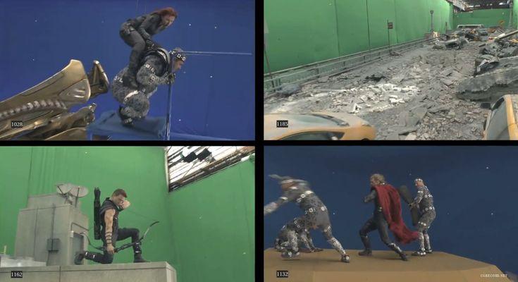 Efectele speciale din The Avengers explicate de creatori