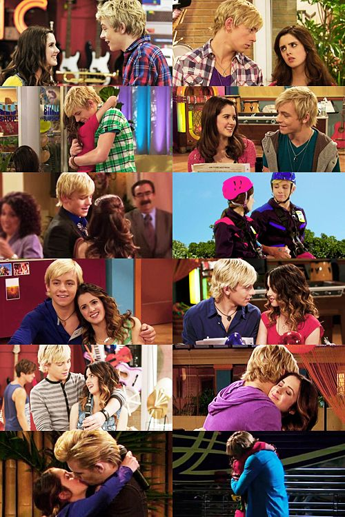 Repin this if you think they should have an Austin and ally movie